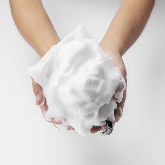 Bulk Homme Face Wash and Bubble Net
