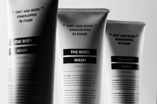 Bulk Homme The Body Wash