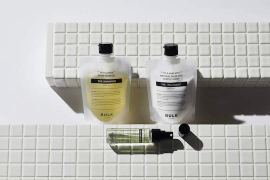 Bulk Homme The Shampoo & The Treatment for Men