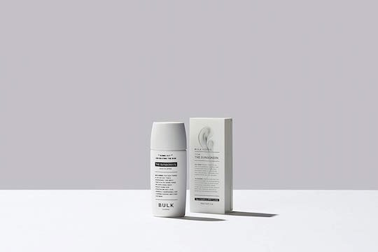 Bulk Homme The Sunscreen SPF40 PA+++