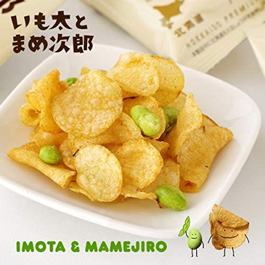 Calbee Imota & Mamejiro Potato Chips