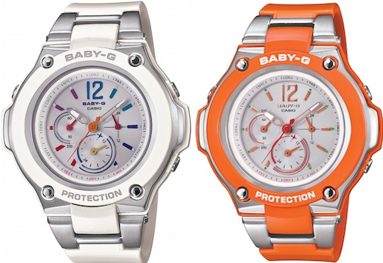 c3f7c46ccb Casio Baby-G Tripper Watch BGA-1400