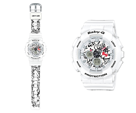 Baby-G Hello Kitty Watch