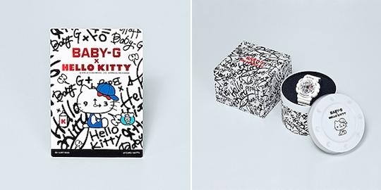 Baby-G Hello Kitty Watch