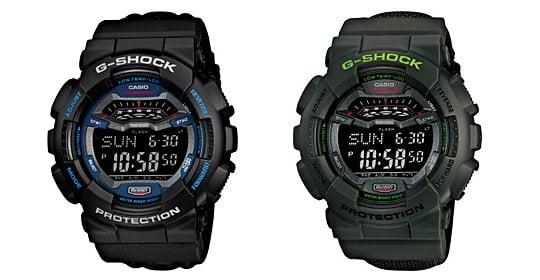 Casio G-Shock G-LIDE GLS-100