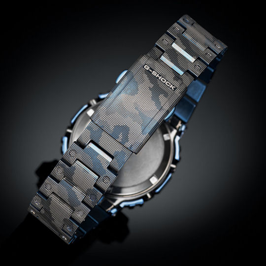 Casio G-Shock GMW-B5000TCF-2JR Camouflage Watch