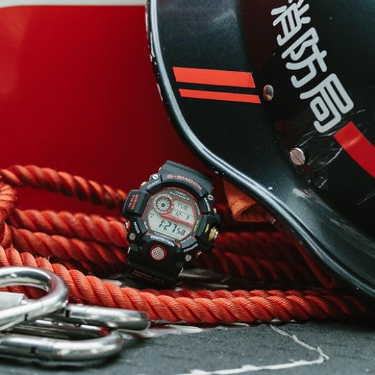 Casio G-Shock Rangeman Special Rescue Ranger Watch