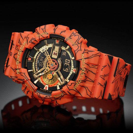 Casio G-Shock Dragon Ball Z Watch