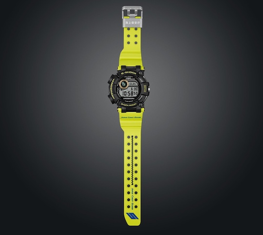 Casio G-Shock Frogman Japanese Coast Guard GWF-D1000JCG Watch