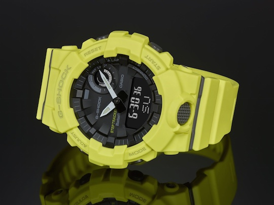 Casio G-Shock G-Squad GBA-800 Outdoors Watch