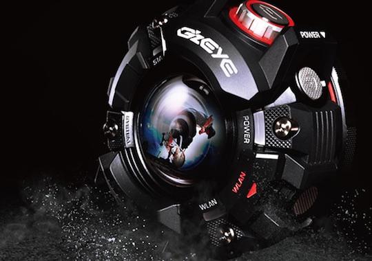 Casio Gz Eye GZE-1 Action Camera