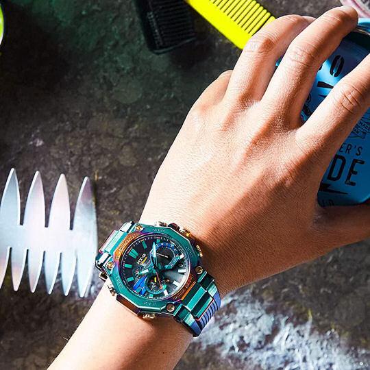 Casio G-Shock MTG-B2000PH-2AJR Blue Phoenix Watch