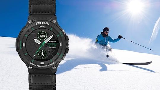 Casio Outdoor Smartwatch Pro Trek Smart WSD-F20X