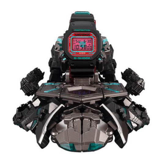 G-Shock Transformers Watch DW-5600TF19-SET