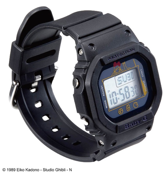 Kikis Delivery Service Baby-G Wristwatch