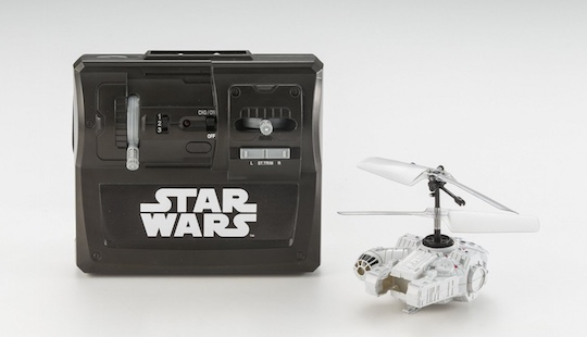 Star Wars Infrared Control Chara-Falcon