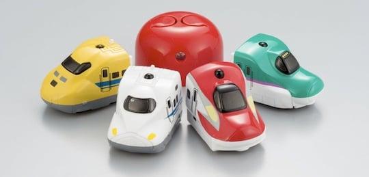 Gachagacha Shinkansen RC