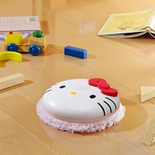 Hello Kitty Mopet Mop Robotic Vacuum Cleaner