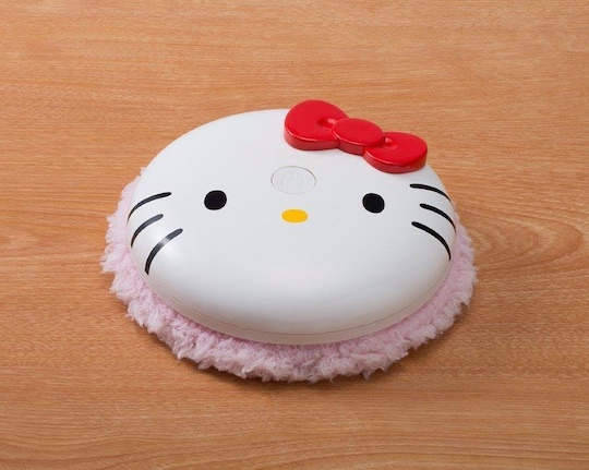 Hello Kitty Mopet Mop Robotic Vacuum Cleaner