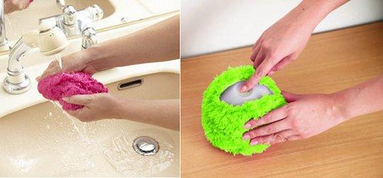 Mocoro Robotic Fur Ball Vacuum Cleaner Japan Trend Shop