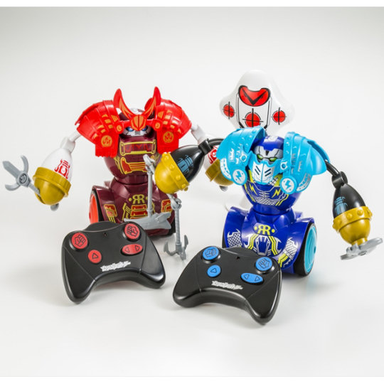 Sengoku Battle Robots Set