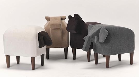 FrienZoo Stool Animal Chair
