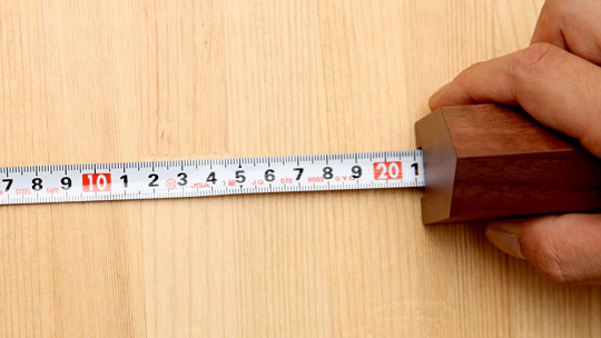 House Measure Designer Tape Measure