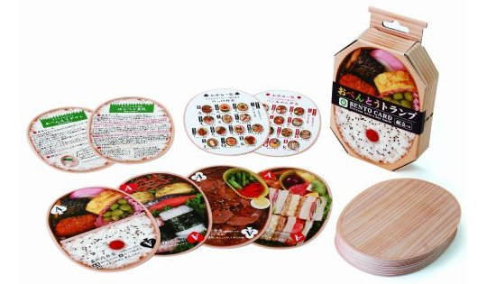 Bento Kartenspiel Lunchbox
