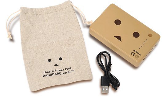 Cheero Power Plus Danboard Mobile Battery