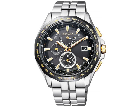 Citizen Attesa Eco Drive Watch