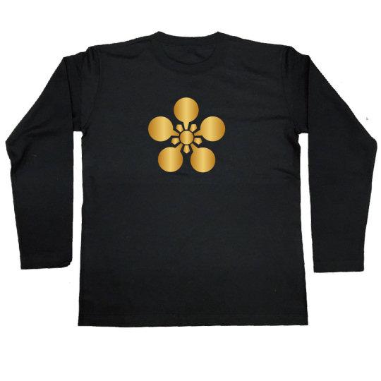 Maeda Keiji Samurai Crest T-shirt