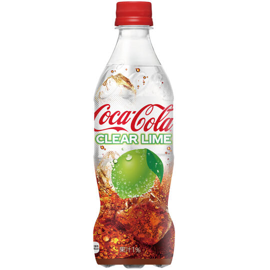 Coca-Cola Clear Lime (6 Pack)
