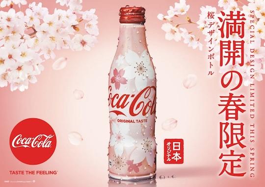 Coca-Cola Sakura Cherry Blossom Spring 2018 Design (6 Pack)