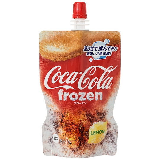 Coca-Cola Frozen Lemon (Pack of 30)