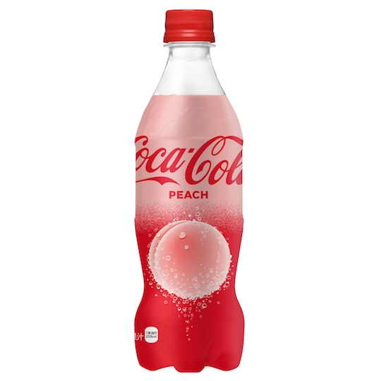 Coca-Cola Peach (5 Pack)