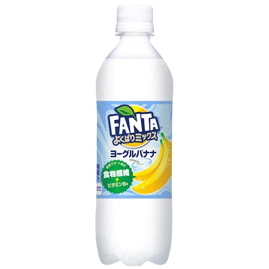 Fanta Mixed Banana Yoghurt Drink (6 Pack)