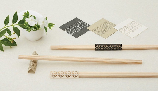 Cohana Origami Hashi Chopstick Decoration Set