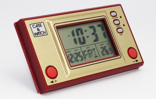 Retro Nintendo NES Famicom Clock