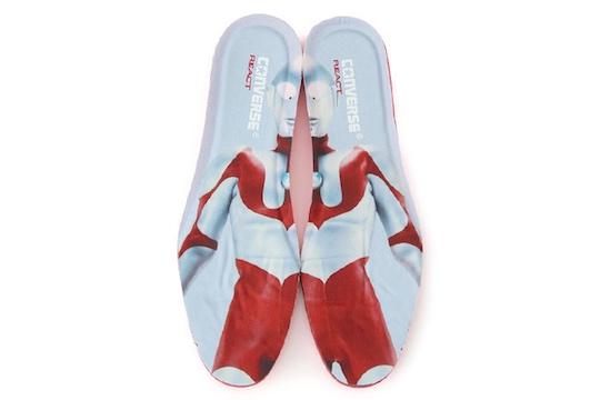 Converse All Star Ultraman R Hi 2016 Edition Shoes