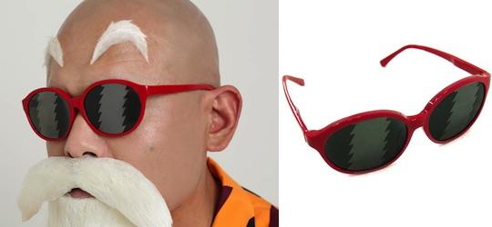 Master Roshis Sunglasses