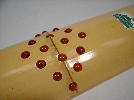 Fumitake Bamboo Foot Massager
