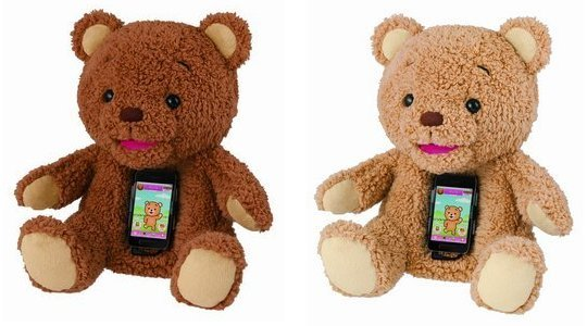 Cocolo Bear - Talking Bear Toy