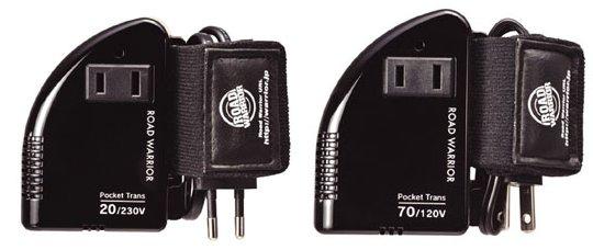 Pocket Trans Step-Down Adapter