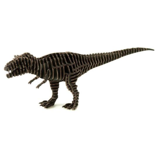 d-torso Tyrannosaurus Paper Craft Model