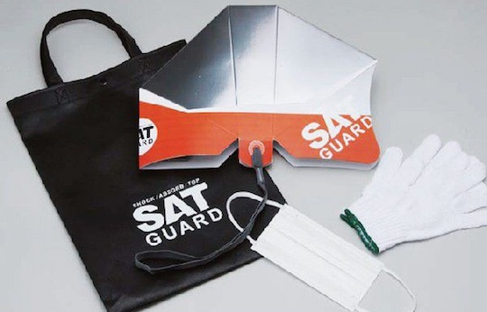 SAT Guard Safety Helmet