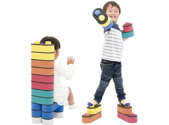 B-block Building Toy