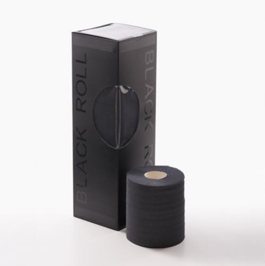 Japanese Black Toilet Paper (Six Pack)