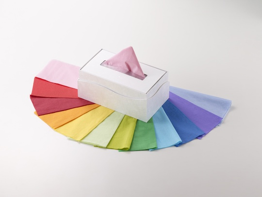 Junihitoe Twelve-Layer Robe Kimono Tissues
