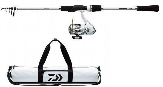 japan trend shop | daiwa dv1 all in one fishing rod tackle, Reel Combo