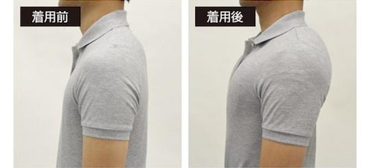Danrich Chest Muscle Shirt